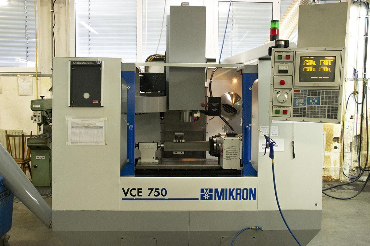 Mashcine MIKRON VCE 750