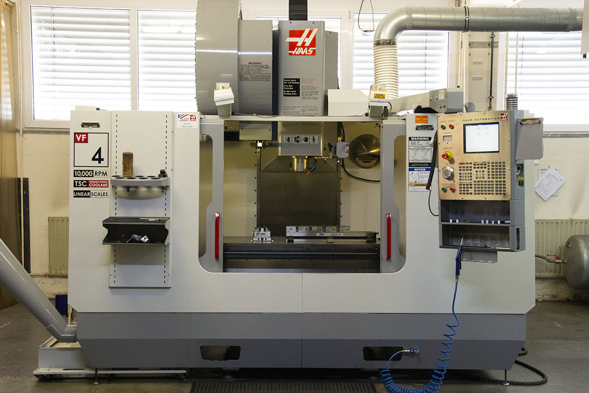 HAAS VF 4 BHE